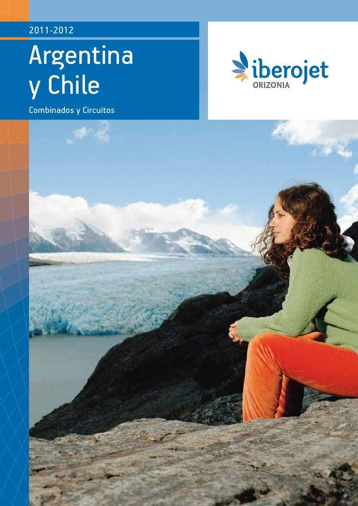 Catálogo Iberojet Argentina y Chile