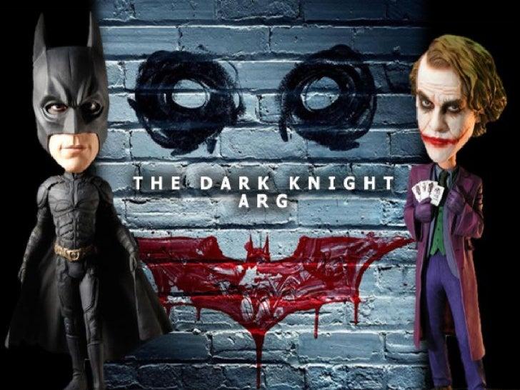 Arg The Dark Knight