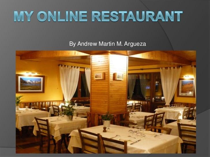 Argueza restaurant