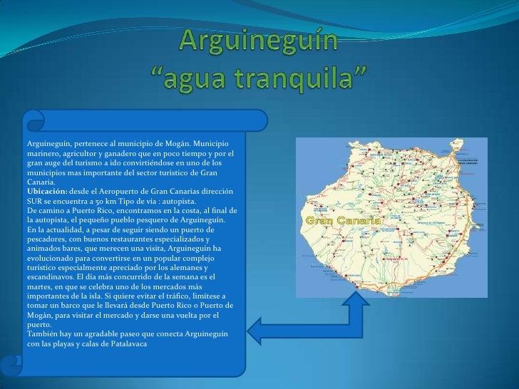 """Arguineguín""""agua tranquila""""<br />Arguineguín, pertenece al municipio de Mogán. Municipio marinero, agricultor y ganadero q..."""
