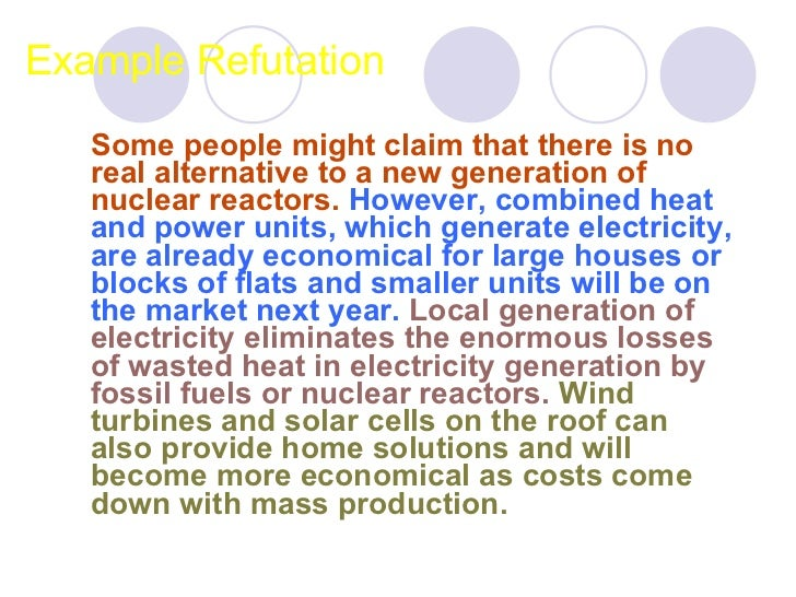 (Nuclear energy) Short Essay in Simple English