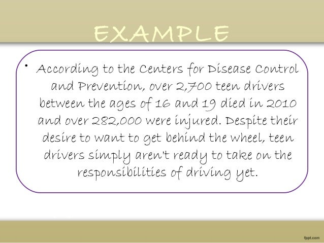 teen driving essay example Research essay sample on underage drinking custom essay writing customer center to prevent teens as well as adults from driving under the influence.