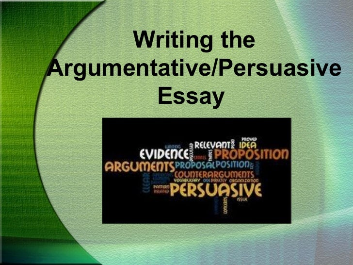 essay on media persuasion