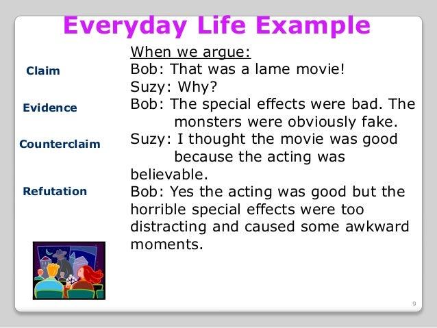 Help writing argumentative essay powerpoint middle school