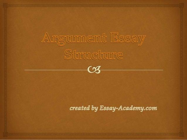 Argument essays about ai