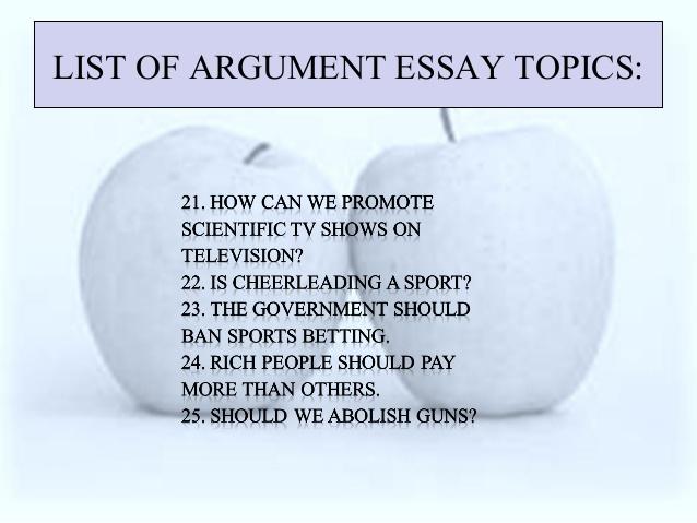 examples of argumentative essay topics example of argumentative  slaughterhouse examples of argumentative essay topics