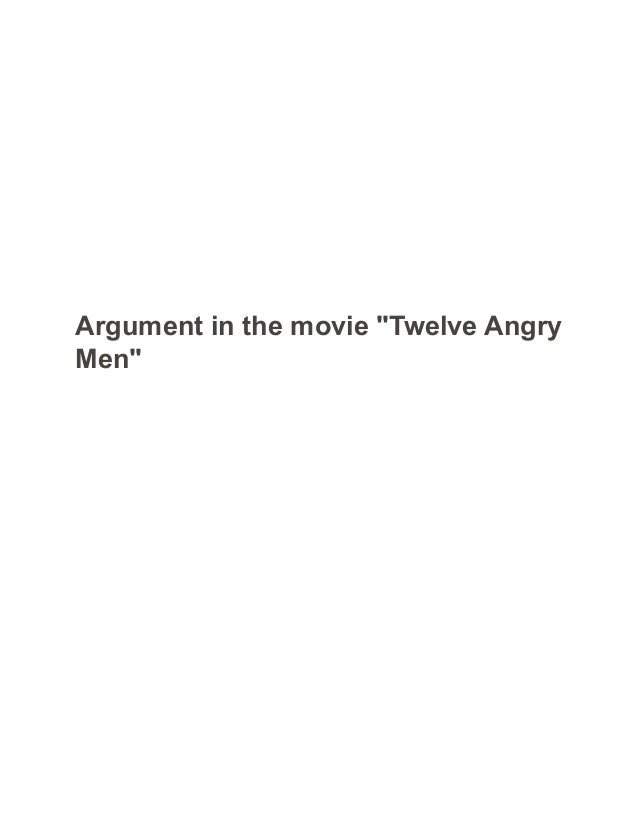 12 angry men essay introduction Included: 12 angry men essay critical analysis essay film essay content preview text: while watching.