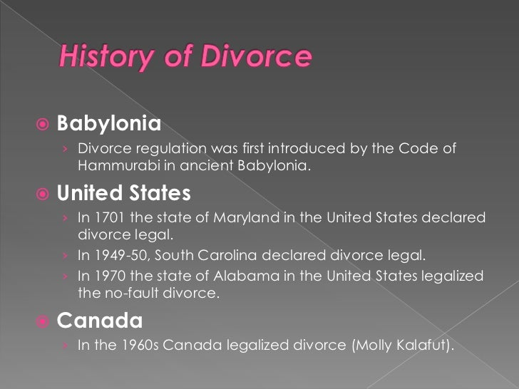 introduction on divorce essay