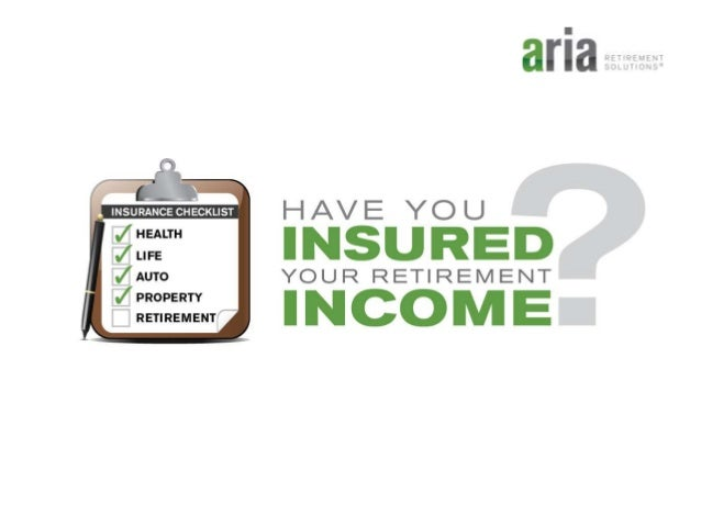 The plan itself used to be simple » Retire  » Pension checks showed up in the mail  Aria Retirement Solutions  2