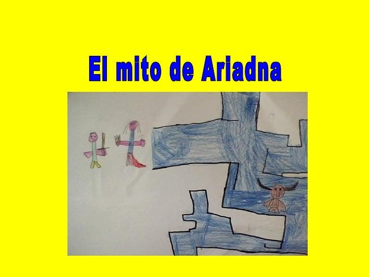 El mito de Ariadna