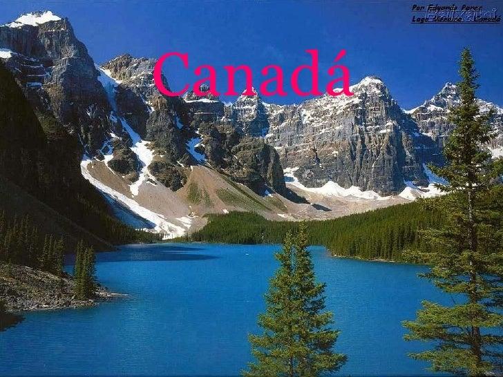 Speech Canada