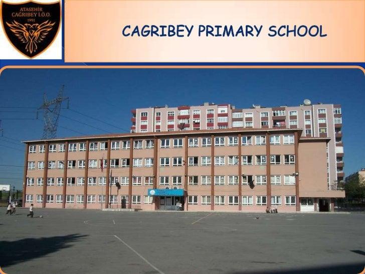 çağrıbey primary school.