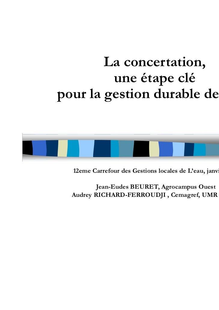Arichard presentation de_la_concertation