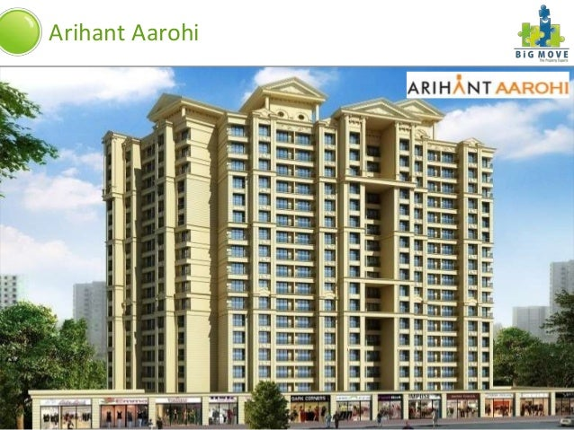 info@bigmove.in | www.bigmove.in A Project By: Kalyan-Shil Road Arihant Aarohi Content