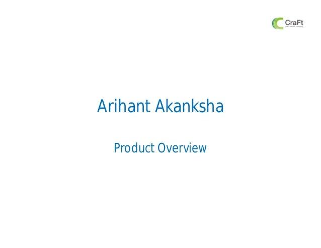 Arihant Akansha