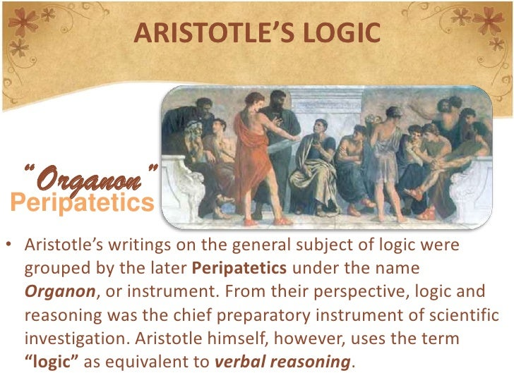How is aristotle's work and still used today ?