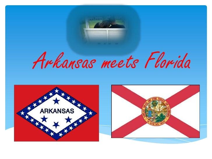 Arkansas meets Florida