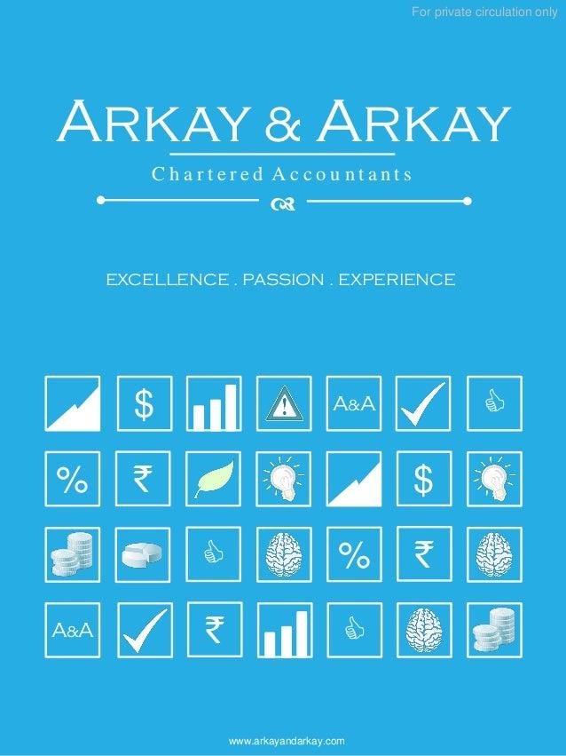 Arkay & arkay, chartered accountants