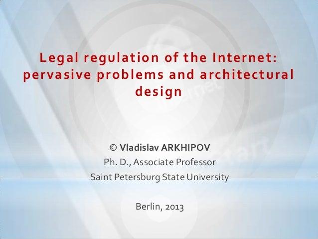 (Arkhipov) malshandir case and pervasive internet law problems 26 09 2013