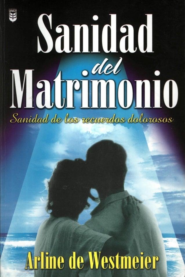 Sanidad Matrimonio