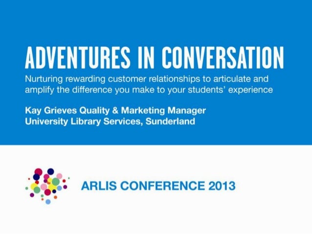 Kay Grieves: Adventures in Conversation