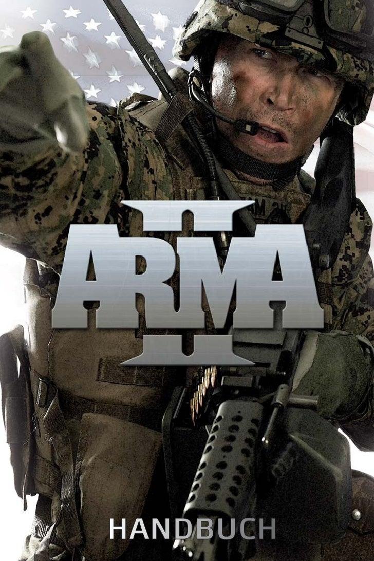 Arma2 Handbuch