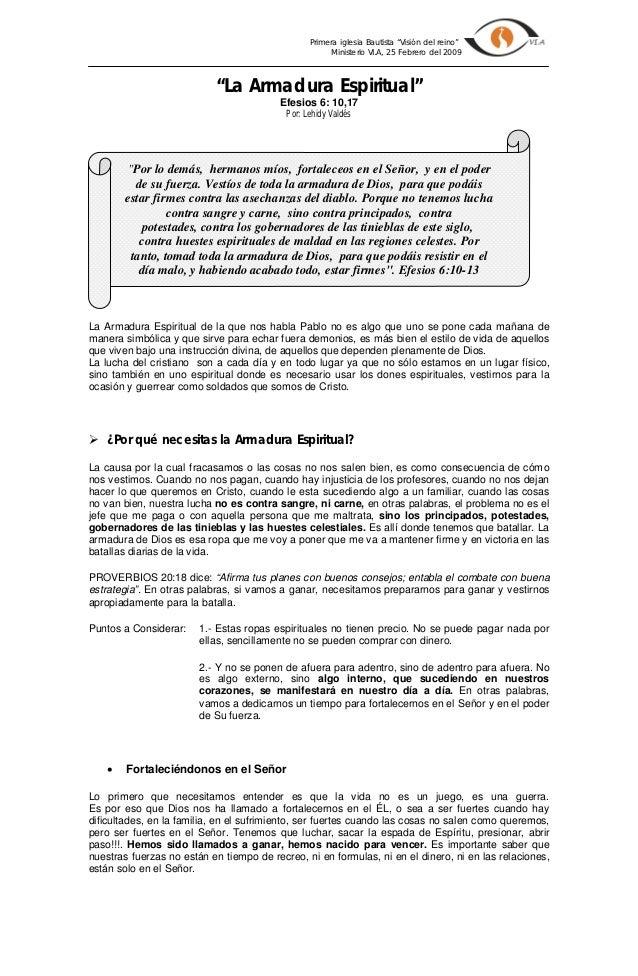 Armaduraespiritual 090318170113-phpapp02