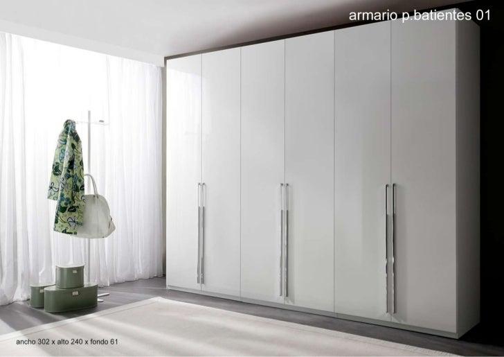 Muebles armarios modernos for Muebles armarios