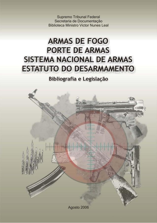 Armario Embutido Quarto Pequeno ~ Armas de fogo porte de armas sistema nacional de armas estatudo do u2026