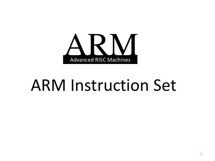 Arm chap 3 last