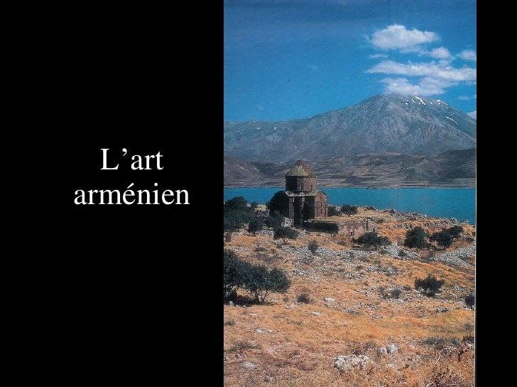 L'art arménien