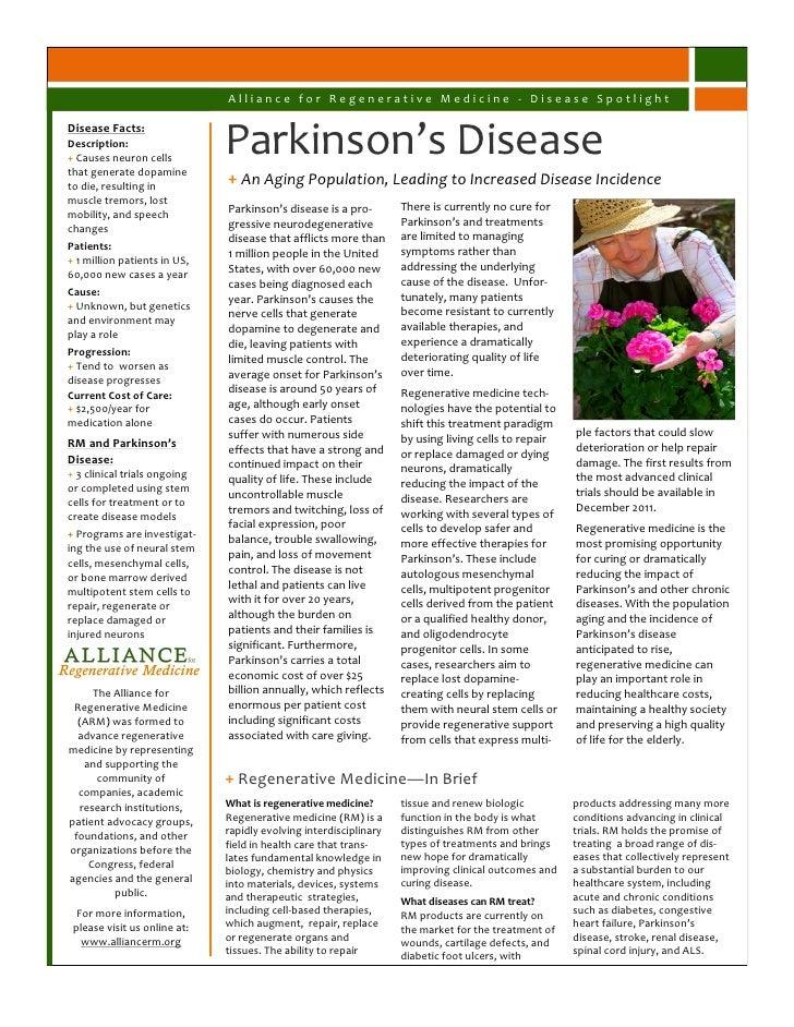 ARM Parkinsons
