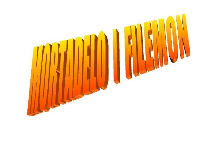 MORTADELO  I  FILEMON