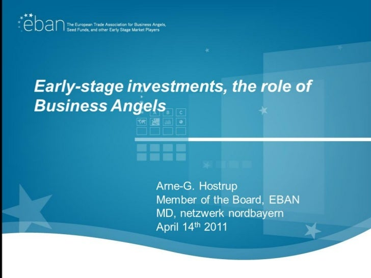 Arne Hostrup - Netzwerk Nordbayern EBAN - YES Execom - Athens - April 14 2011