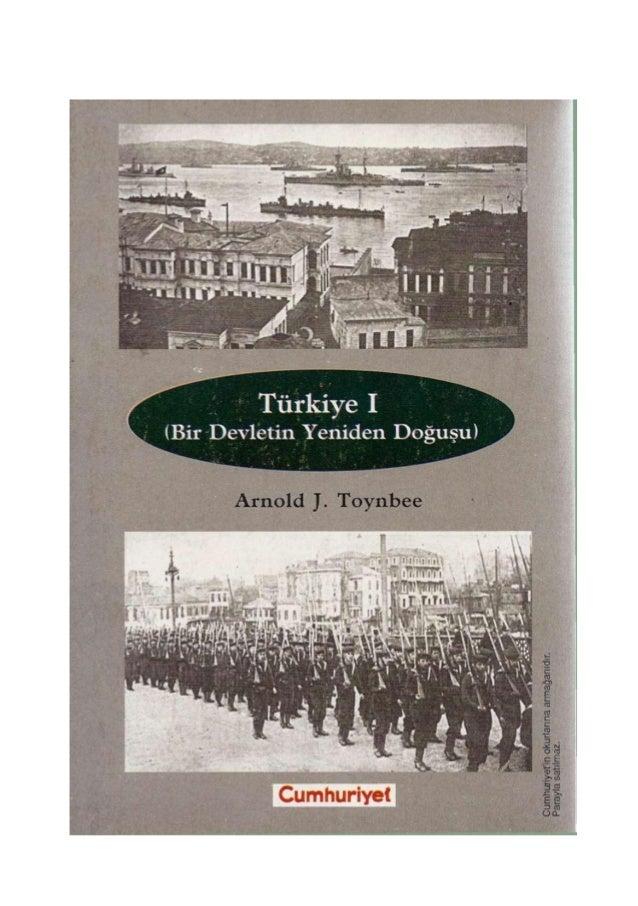 Türk Devrimi için Batıda veDoğuda pek çok eser yazılmıştır.Ama bunlardan çok azı gerçeğianlatabilmiştir. Bu pek azınarasın...
