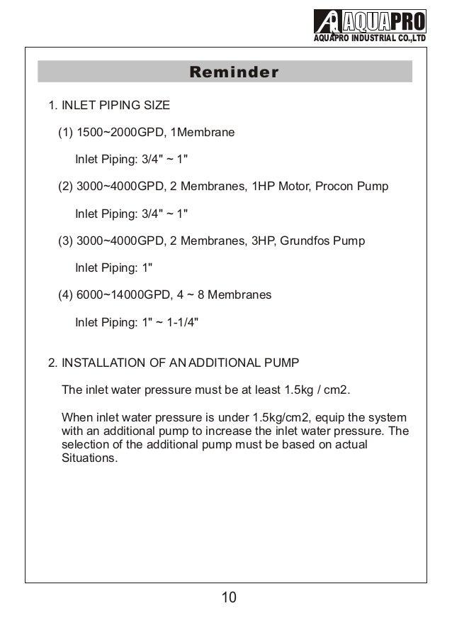 Aquapro Water Flushing Control инструкция - фото 11