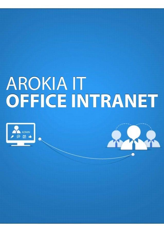 Office Intranet - Employee Self Service
