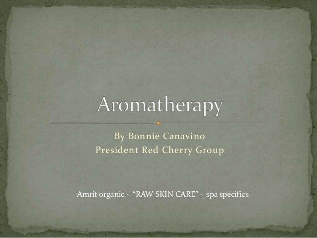 Aromatherapy Class