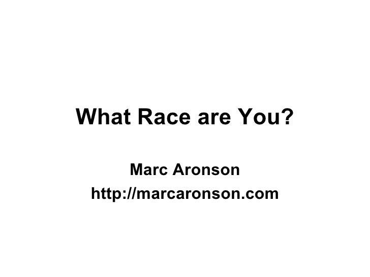 Aronson 20081215