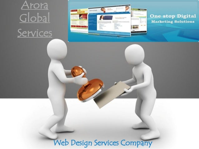 Arora Global Services  Web Design Services Company