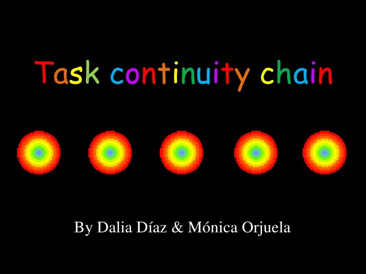 Arp Task Continuity Chain