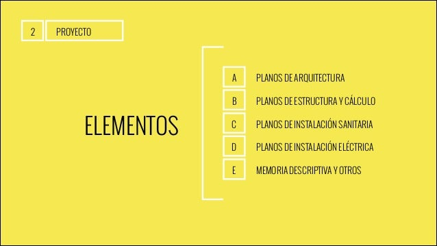 Arquitectura para clientes etapas de proyecto for Elementos de un plano arquitectonico