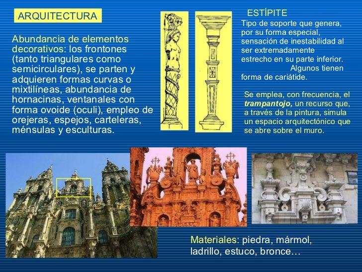 Arquitectura barroca for Como se limpia el marmol manchado