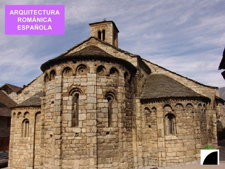 arquitectura romanica espa ola