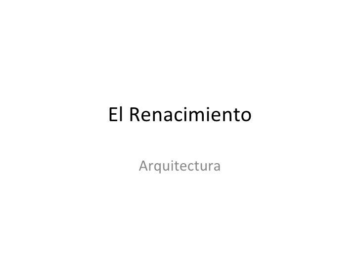 Arquitectura 2 B