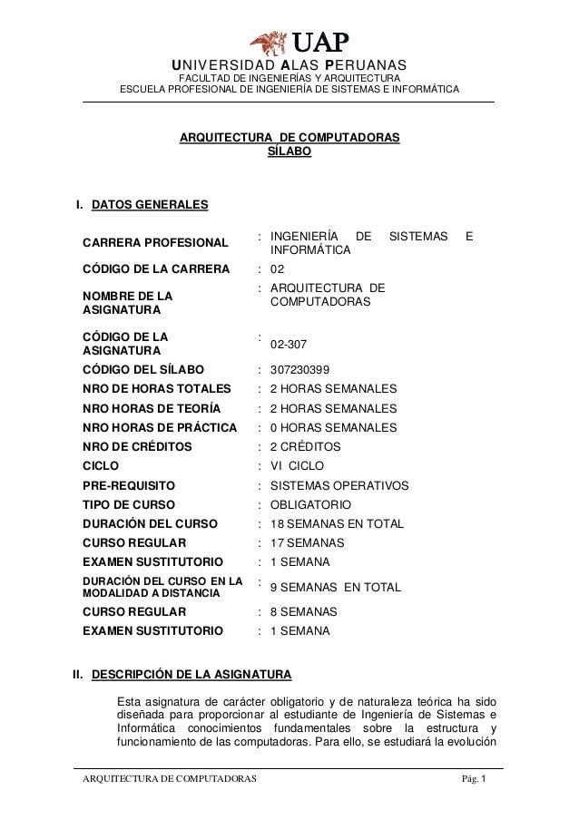UNIVERSIDAD ALAS PERUANASFACULTAD DE INGENIERÍAS Y ARQUITECTURAESCUELA PROFESIONAL DE INGENIERÍA DE SISTEMAS E INFORMÁTICA...