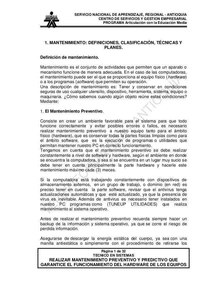 SERVICIO NACIONAL DE APRENDIZAJE, REGIONAL - ANTIOQUIA                             CENTRO DE SERVICIOS Y GESTION EMPRESARI...