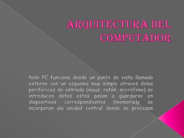    Saltar a: navegación, búsqueda   Una visión típica de una arquitectura de    computadora como una serie de capas de  ...