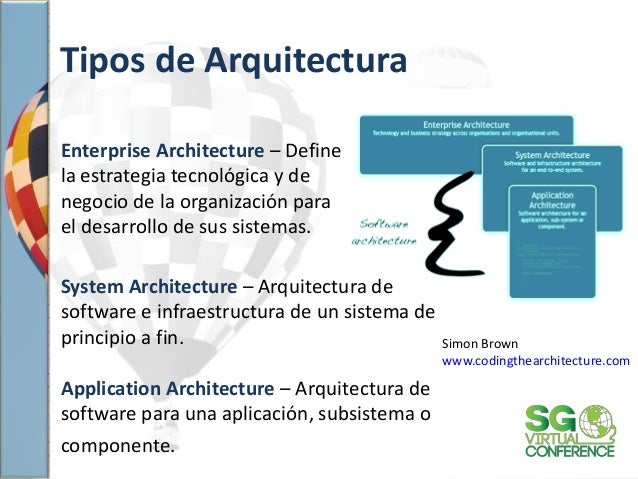 especificaci n de arquitectura de software