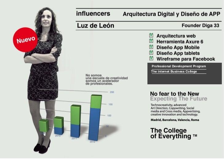 Professional Development ProgramThe internet Business College